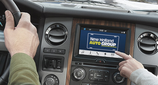New Holland Auto Group Radio